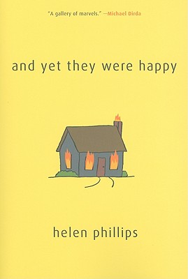 And Yet They Were Happy By Phillips, Helen